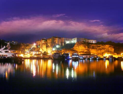 Touristic Harbour – Tropea