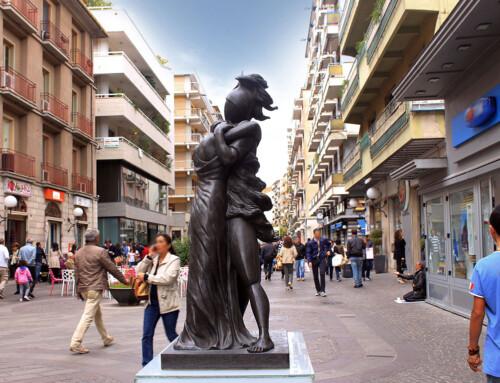 Museo all'aperto Cosenza + Corso Mazzini