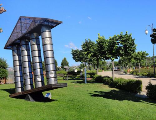 International open-air Museum of Sculture + Biodiversity Park