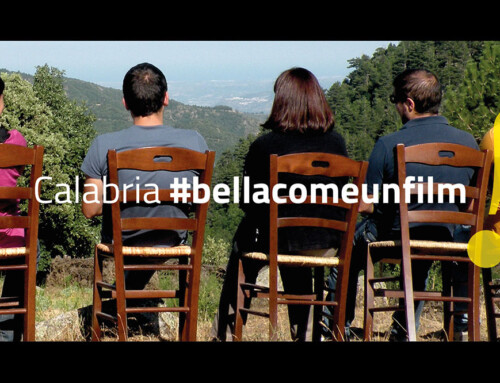 #BELLACOMEUNFILM, THE LOCAL PROMOTION OF THE COMPANY STARTING  FROM  NETWORKS