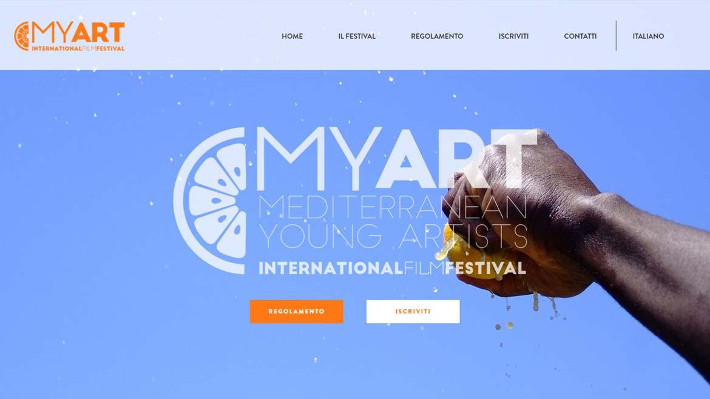 Tutto pronto per MYArt il festival che racconta il Mediterraneo