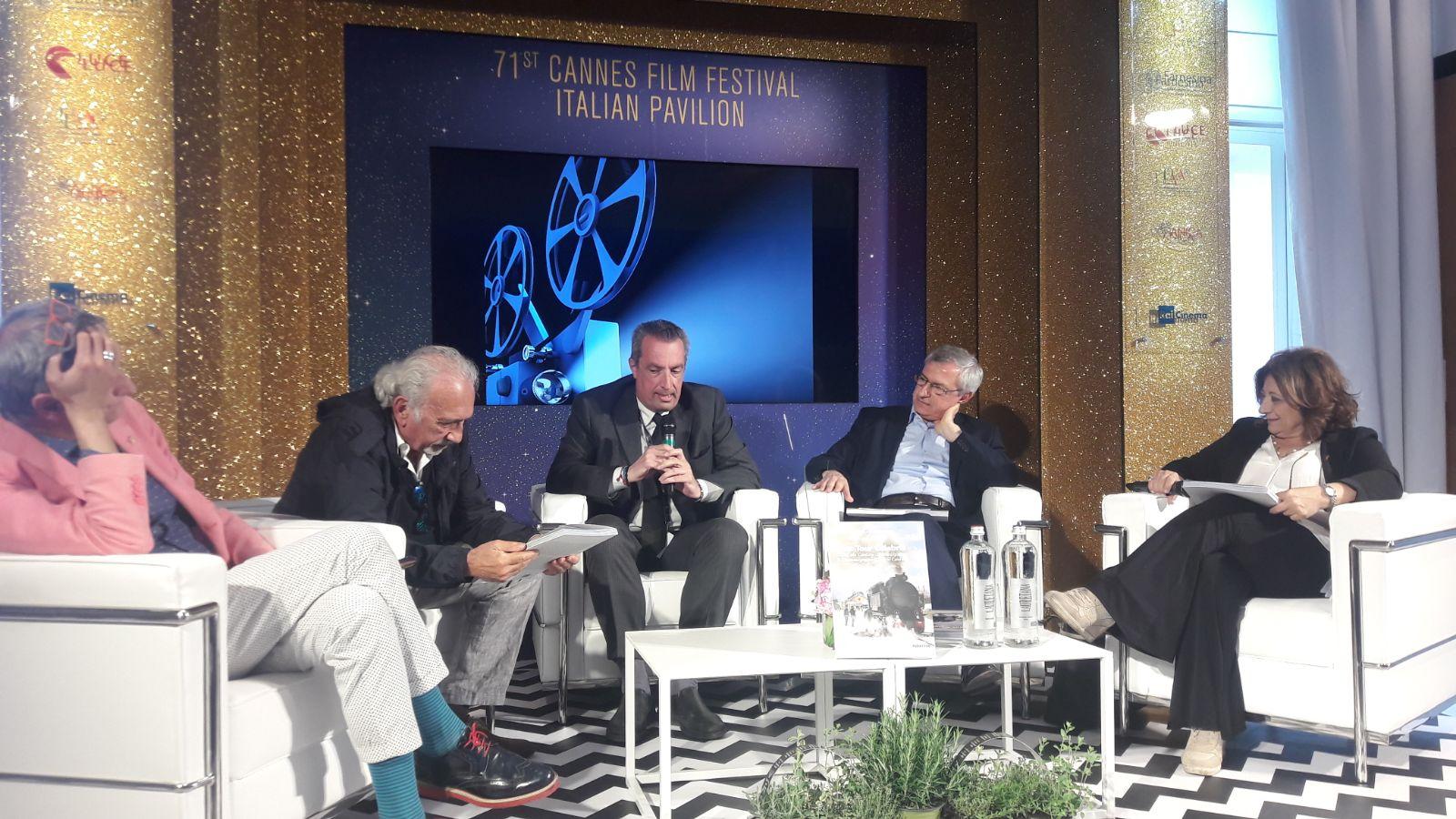 Presentato a Cannes l'Atlante Cine Tour Calabria