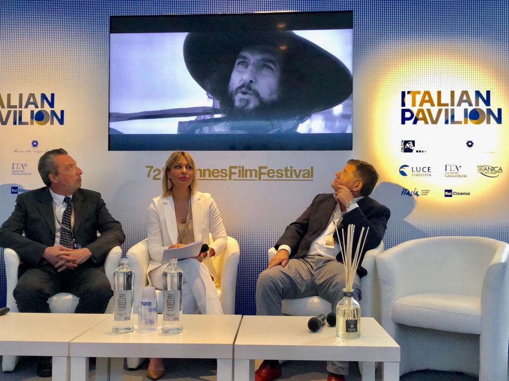 A Cannes presentati i film sostenuti dal bando e annunciato click day seconda finestra