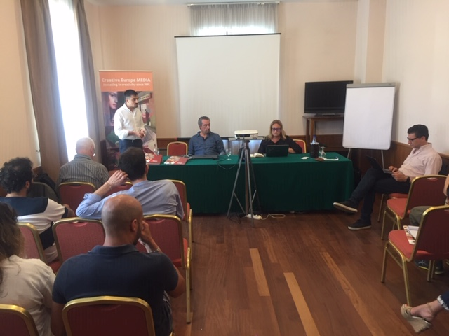 Cosenza ultima tappa del tour Creative Europe Desk Italia Media