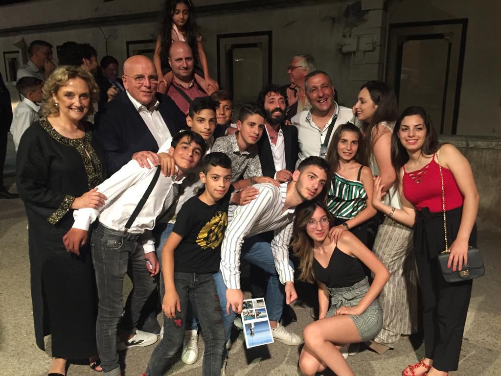 "Lunghi applausi all'anteprima di ""Aspromonte. La terra degli ultimi"" a Taormina"