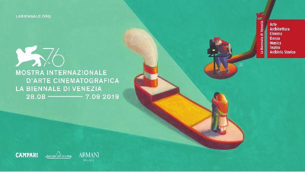Calabria Film Commission alla 76° edizione del Festival di Venezia