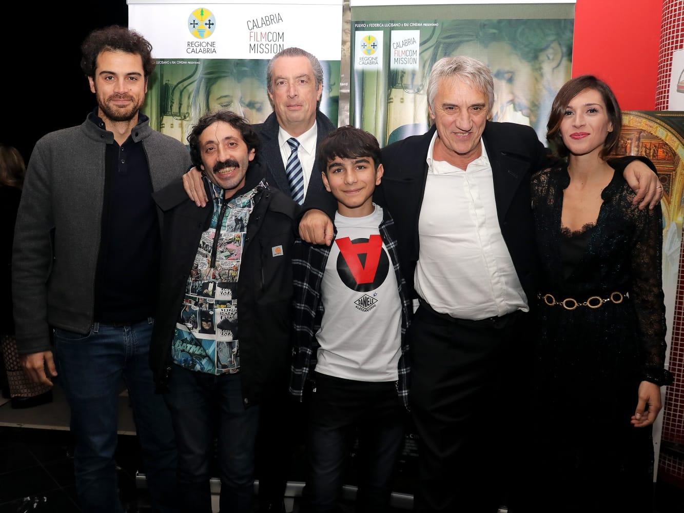 Lunghi applausi per l'anteprima nazionale a Reggio Calabria di Aspromonte-la terra degli ultimi