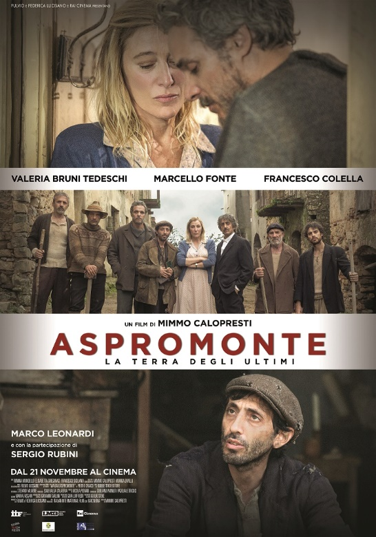 A Reggio Calabria l'anteprima nazionale di Aspromonte. La terra degli ultimi