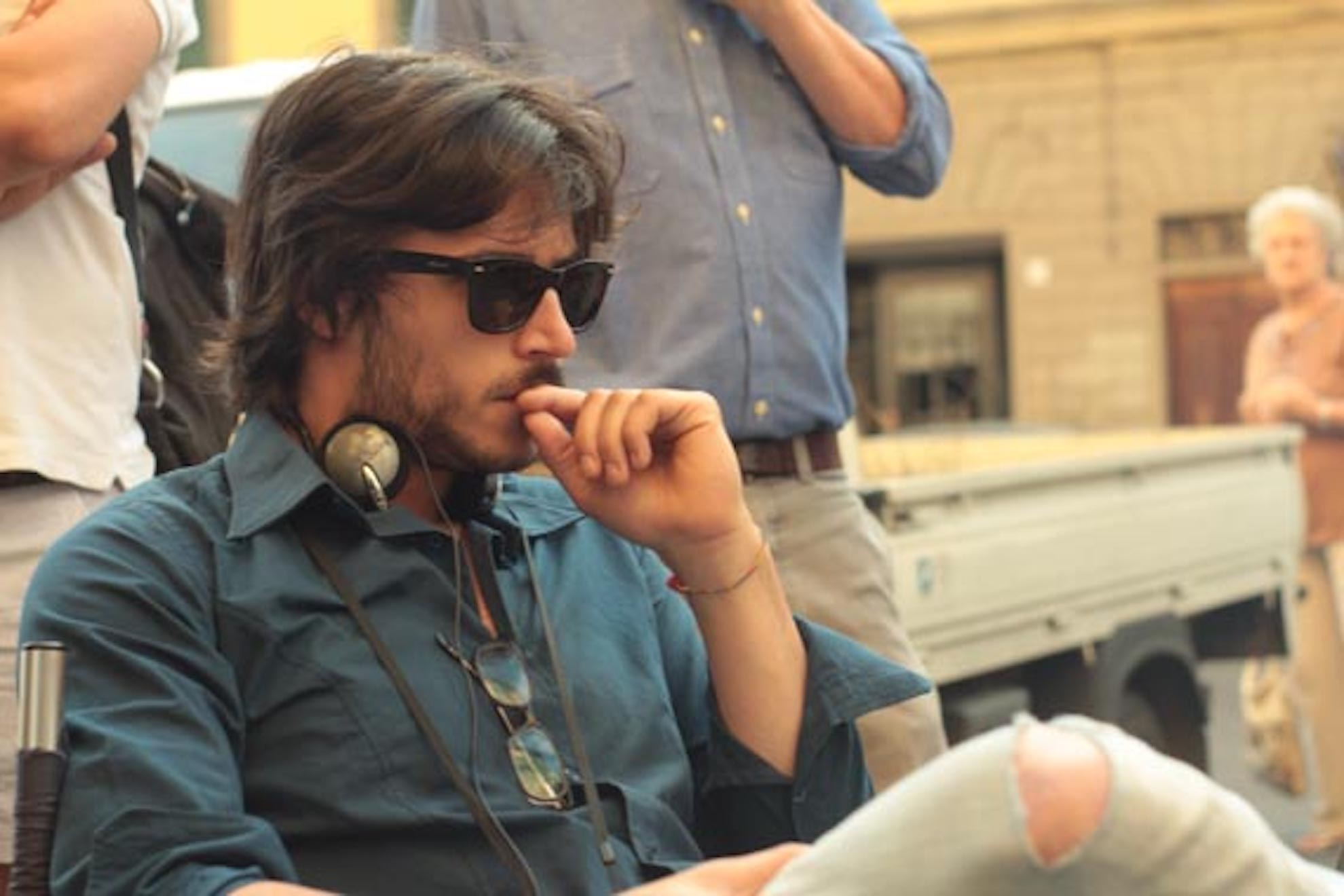 A Rende conferenza stampa di fine riprese del film GlassBoy