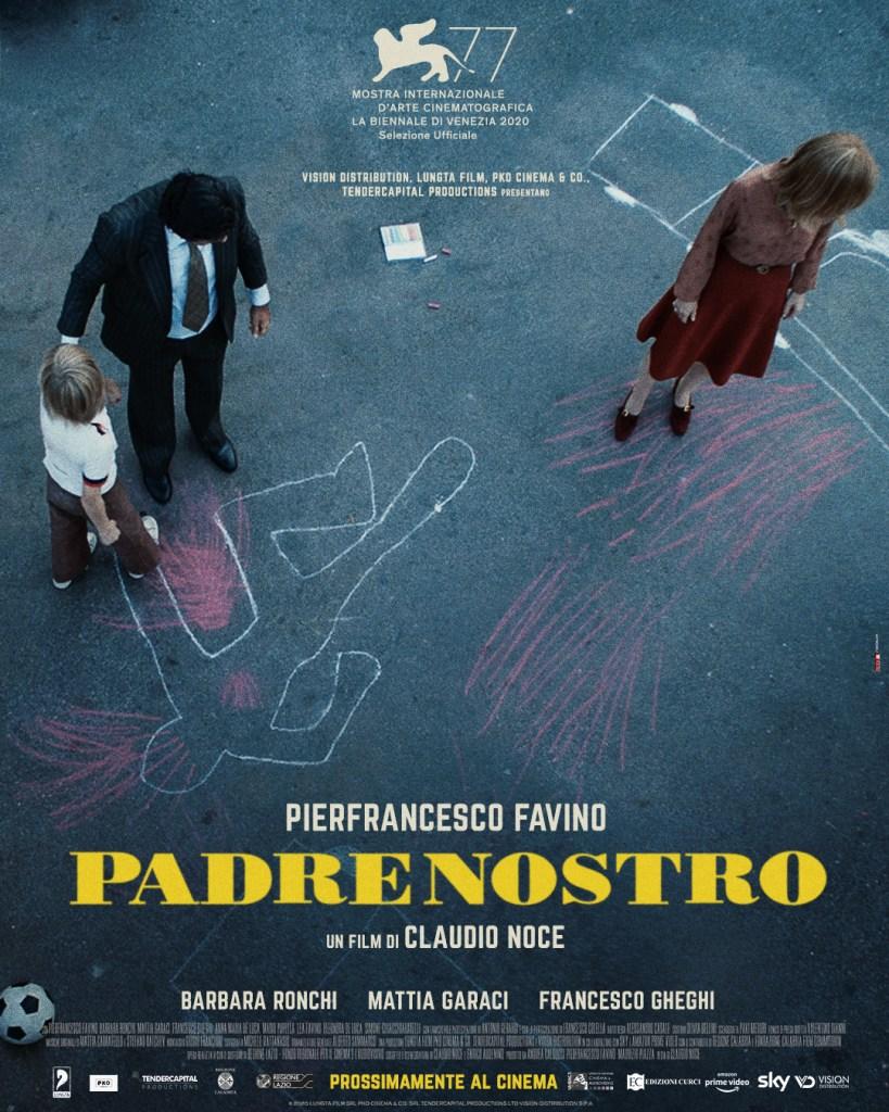 Padre Nostro di Noce con Pierfrancesco Favino in concorso a Venezia77