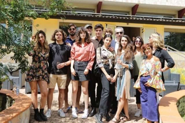 """Primo set dopo il lockdown. In Calabria si riparte con il thriller """"Weekend"""""""
