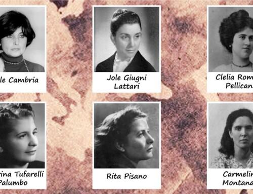 Donne di Calabria: attività di reperimento e analisi di materiale audiovisivo