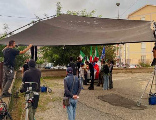 """Al via le riprese de """"L'altra via"""" il film ambientato a Catanzaro, sullo sfondo degli anni '90"""